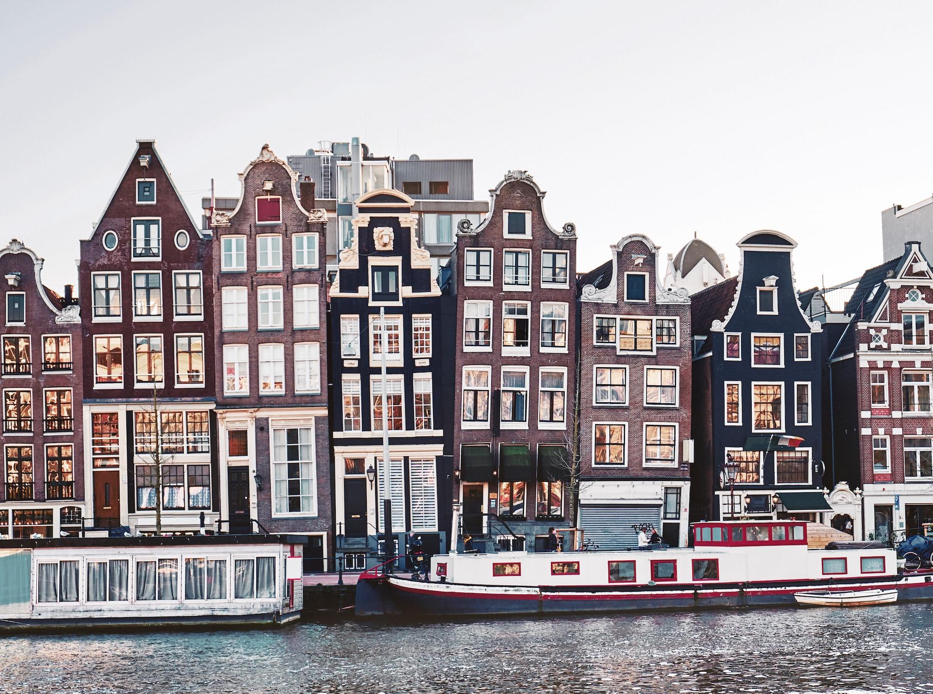 flyg till amsterdam