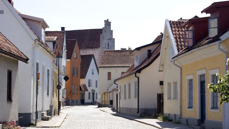 Lennot Visby