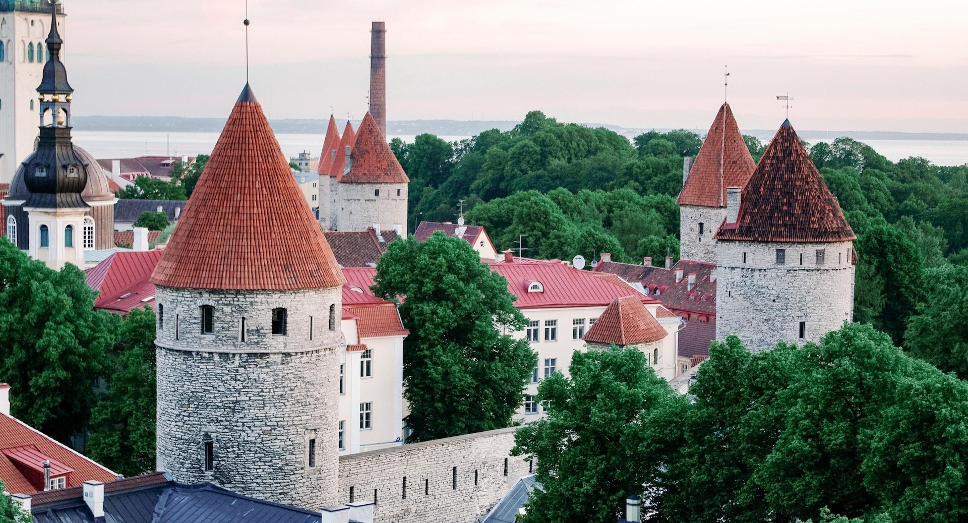 Fly Til Tallinn Finnair
